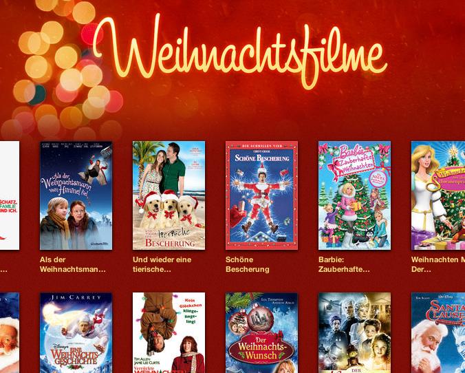 Weihnacht Film Tipps - für die kuschlige kalte Zeit