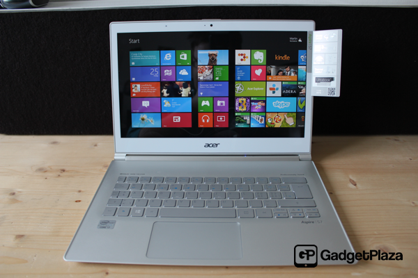 Pokipsie goes Windows 8 – ACER Aspire S7