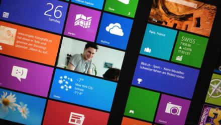 Projekt «Pokipsie goes Windows 8» #pgw8