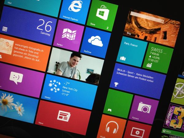 «Windows 8» 6 Monate danach ein Fazit