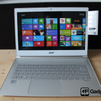 «Acer Aspire S7» Ultrabook mit Windows 8 im Test #pgw8