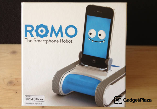 Kickstarter Projekt «Romo» ist angekommen – Video