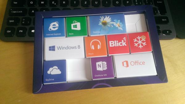 Mein Windows «Tablet» verliert Apps #pgw8