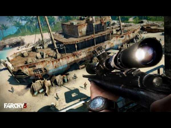 Xbox «Far Cry 3» ein Testbericht