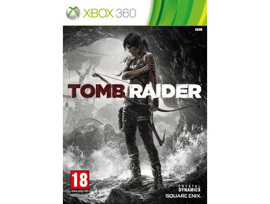 Xbox «Tomb Raider» ein Testbericht