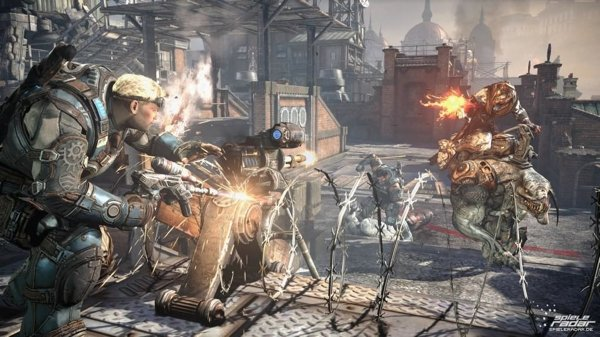 XBox «Gears of War - Judgment» ein Testbericht