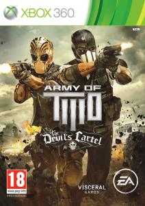 XBox «Army of Two - The Devil's Cartel» ein Testbericht
