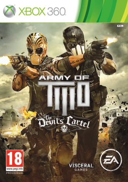 XBox «Army of Two - The Devil's Cartel» ein Testbericht