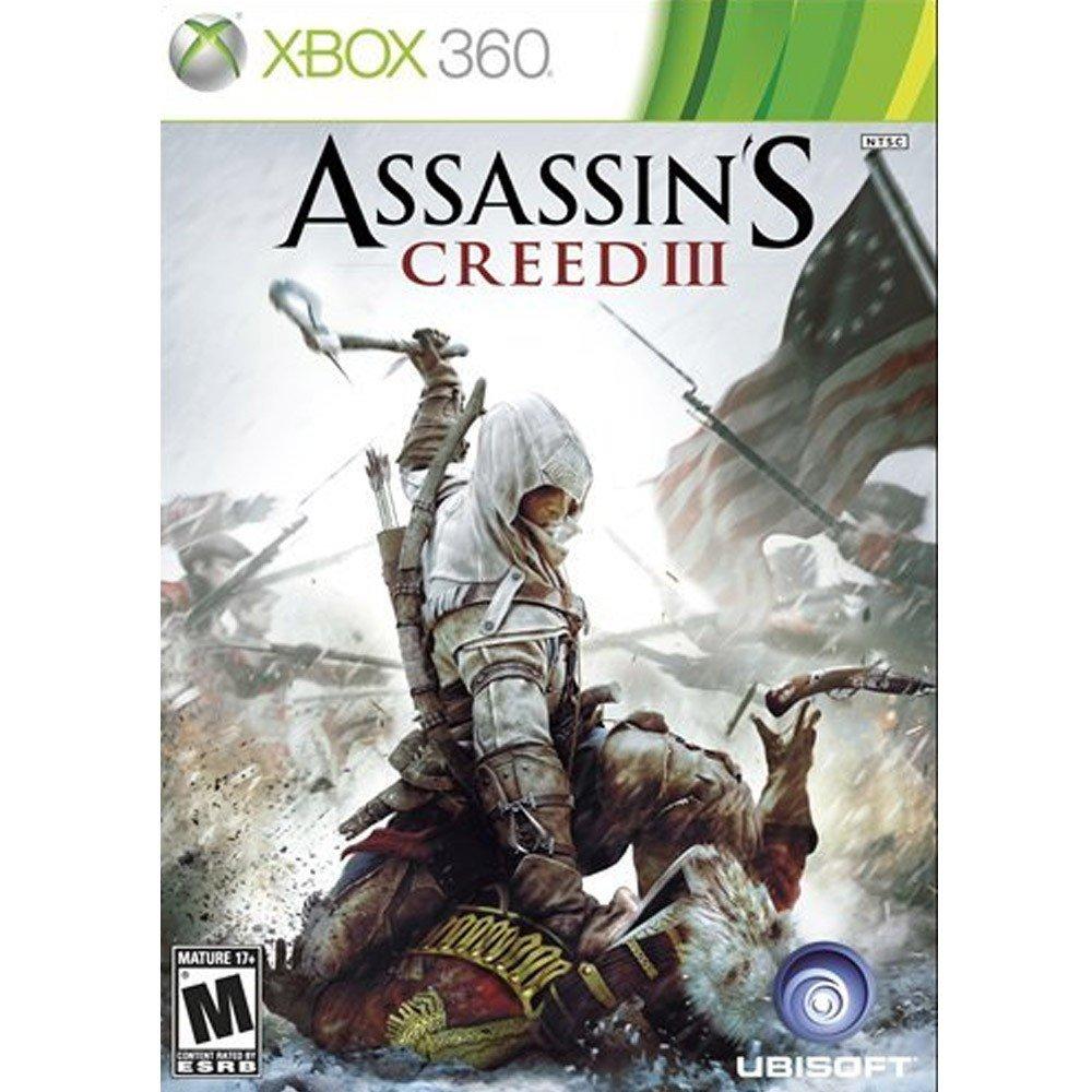 Xbox «Assassin's Creed 3» ein Testbericht