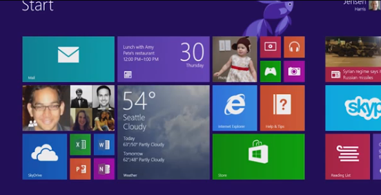 Windows 8.1 ein kleiner Einblick – Video