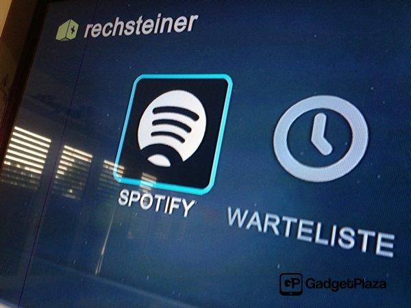 Boxee+ Update version 1.4.6 - neu mit Spotify und vielen Diensten