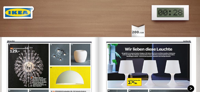 neuer ikea katalog jetzt schon begrenzt anschauen. Black Bedroom Furniture Sets. Home Design Ideas