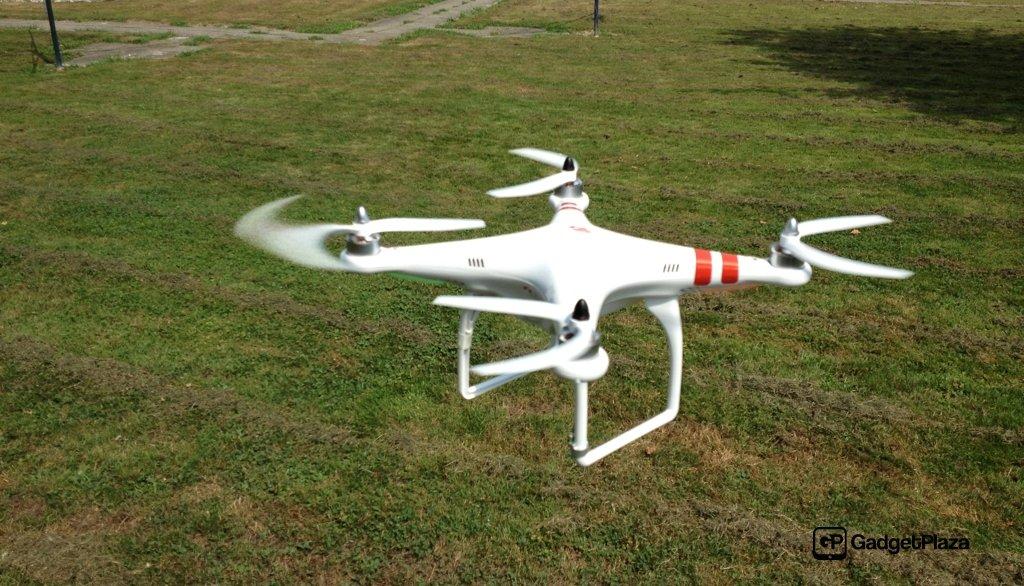 DJI Phantom RTF – genialer Quadcopter mit GoPro Anbindung