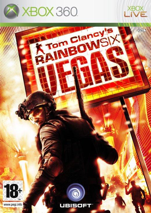 Gratis Xbox Spiel «RainbowSix Vegas» für Xbox Live Goldmitglieder