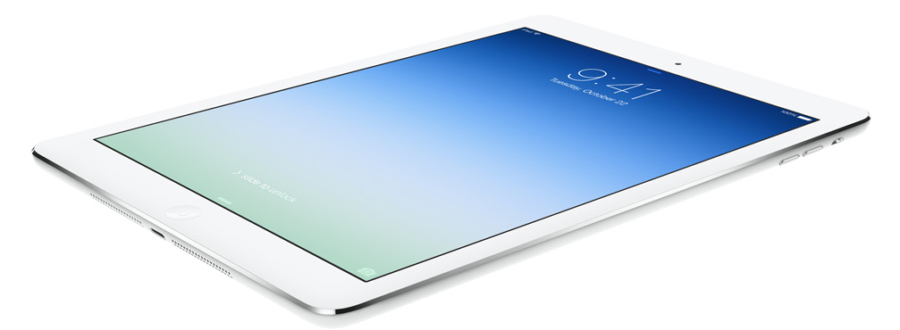 iPad Air - neues Tablet von Apple