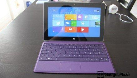 Surface 2 Windows 8.1 Tablet im Test