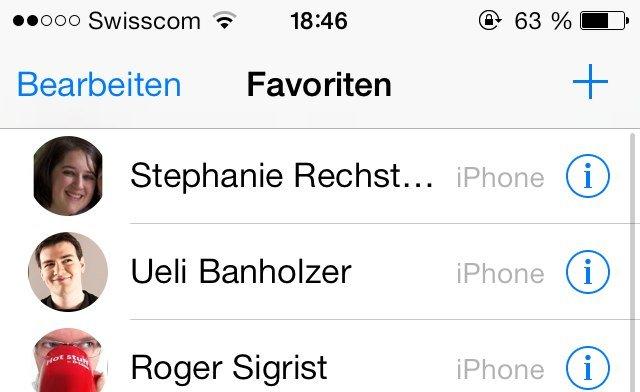 Swisscom iO App