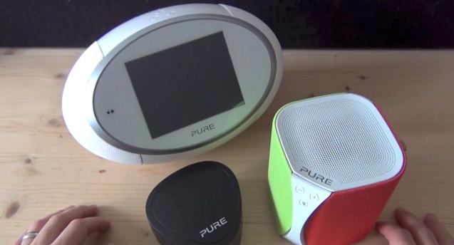 Pure Jongo A2 & S3 und Pure Connect erster Eindruck