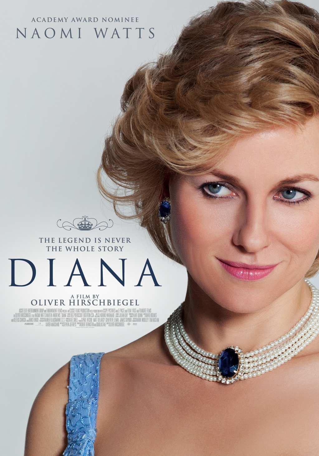 Diana – Naomi Watts