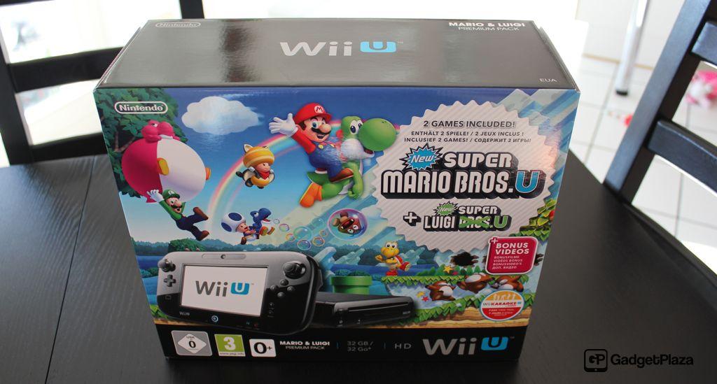 Nintendo Wii U & 3DS erster Eindruck