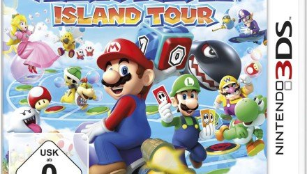 3DS «Mario Party Island Tour» angetestet