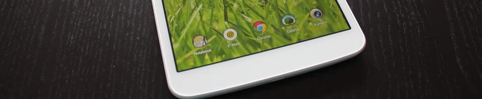 LG G Tab 8.3 - Slider