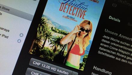 iTS Film der Woche Pauline die Detektivin