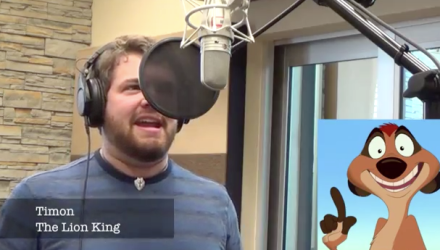 Fundstück «Disney and Pixar Sings: Let it go»