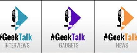 #GeekTalk neues Logo und Kategorien
