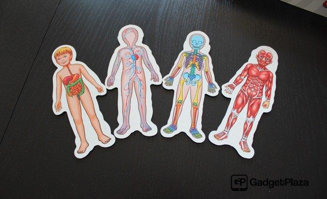 tiptoi «dein Körper und Du» von Ravensburger ein Testbericht