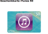 iTunes Karten Aktion Post-Hit