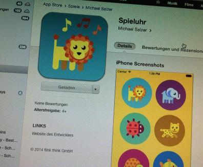 iOS «Spieluhr» Musikdose immer mit dabei