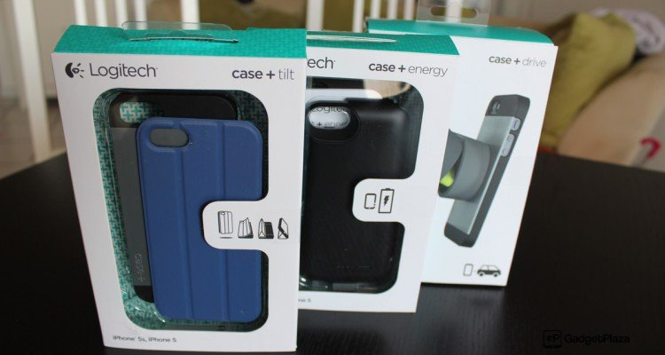 Logitech's tilt - drive - energy - neue iPhone Accessoires - inkl. Wettbewerb