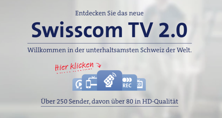 Swisscom TV 2.0