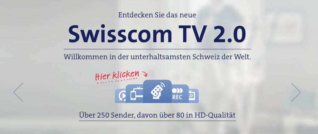 Teleboy Wilmaa oder doch Swisscom TV 2.0? Unser TV Konsum und wo es hin geht