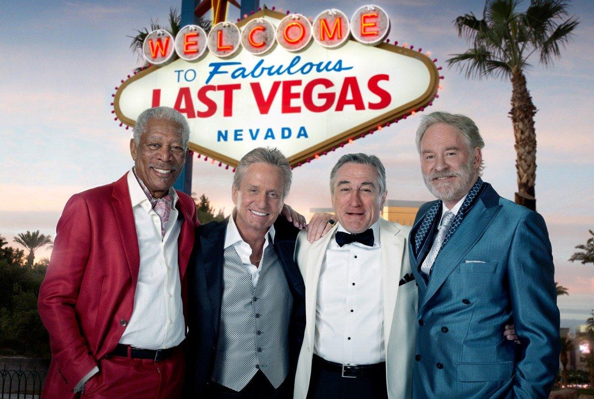 DVD «Last Vegas» inkl. Wettbewerb