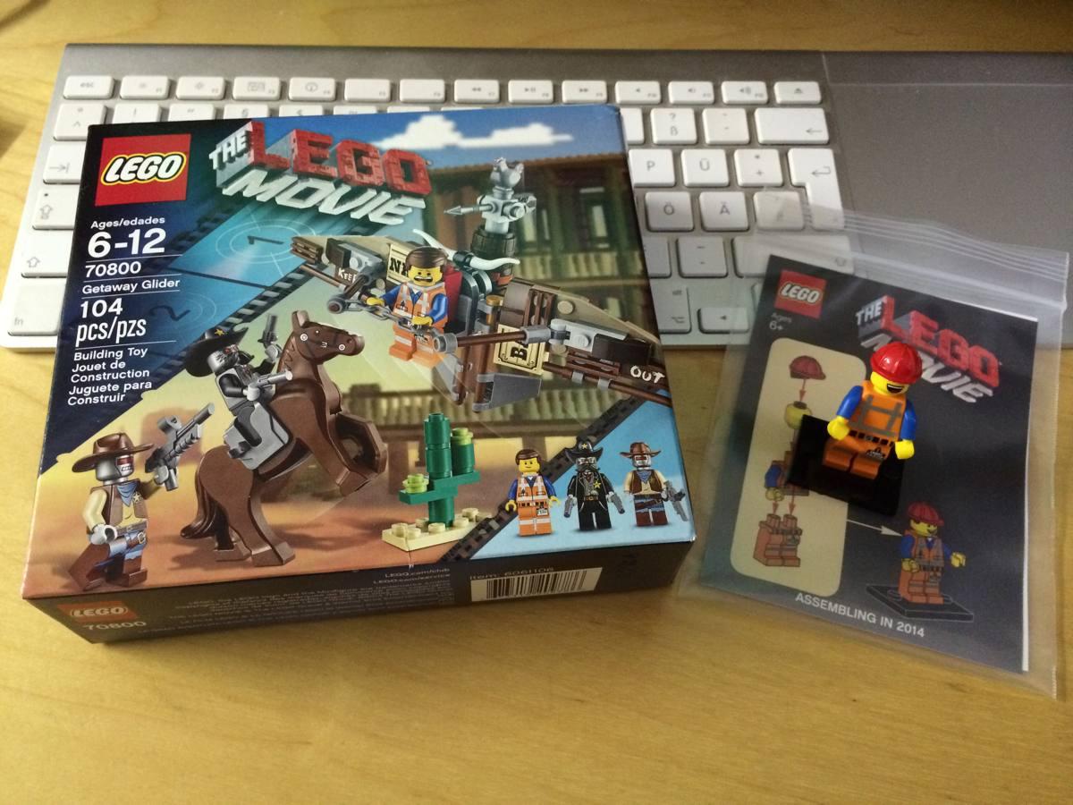 Lego Movie - das Spielzeug