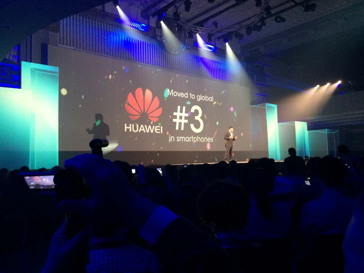 Hands-On Video «Huawei Ascend P7»