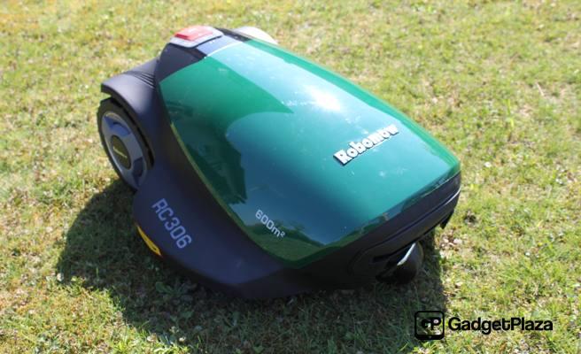 Rombomow RC306 – Rasenmäher mit Smartphone Steuerung