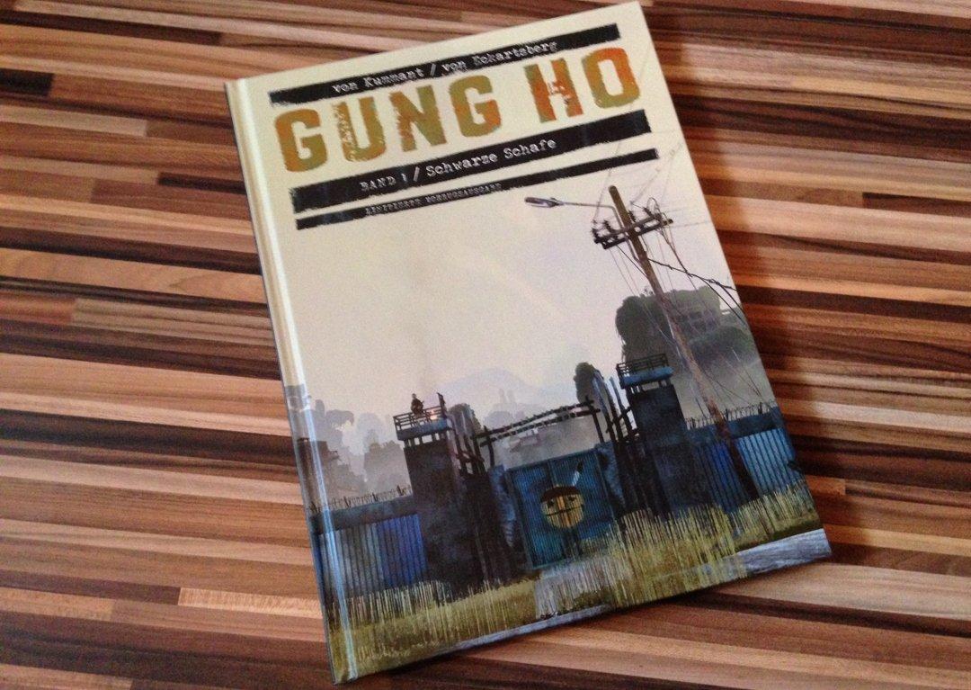 Gung Ho Band 1 – Schwarze Schafe