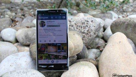 Projekt #pokipsie365 auf Instagram mit Lumia