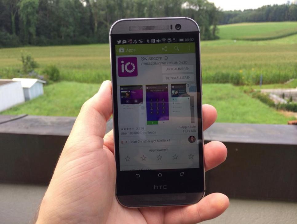 «iO» Neuigkeiten von der Schweizer Kommunikations App