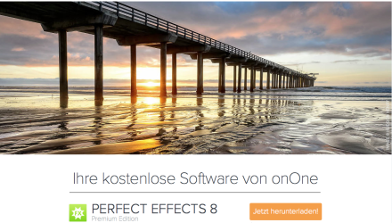 Aktuell kostenlos: «Perfect Photo Suite 8.5»