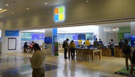 «Microsoft Store» Mein erstes mal - In San Francisco während der #IDF14
