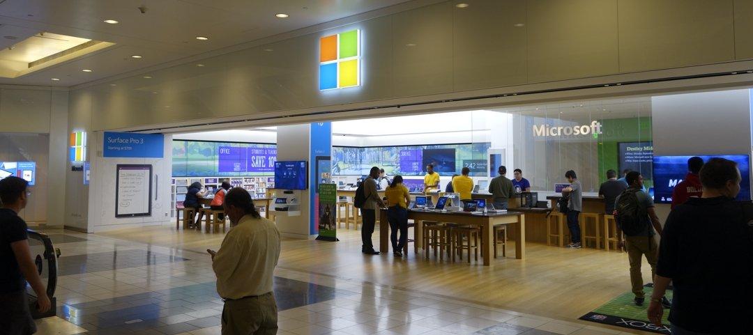 «Microsoft Store» Mein erstes mal – In San Francisco während der #IDF14