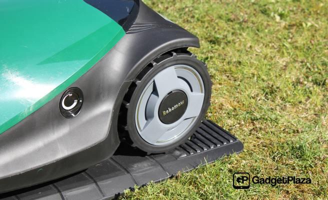Rombomow RC306 - Rasenmäher mit Smartphone Steuerung