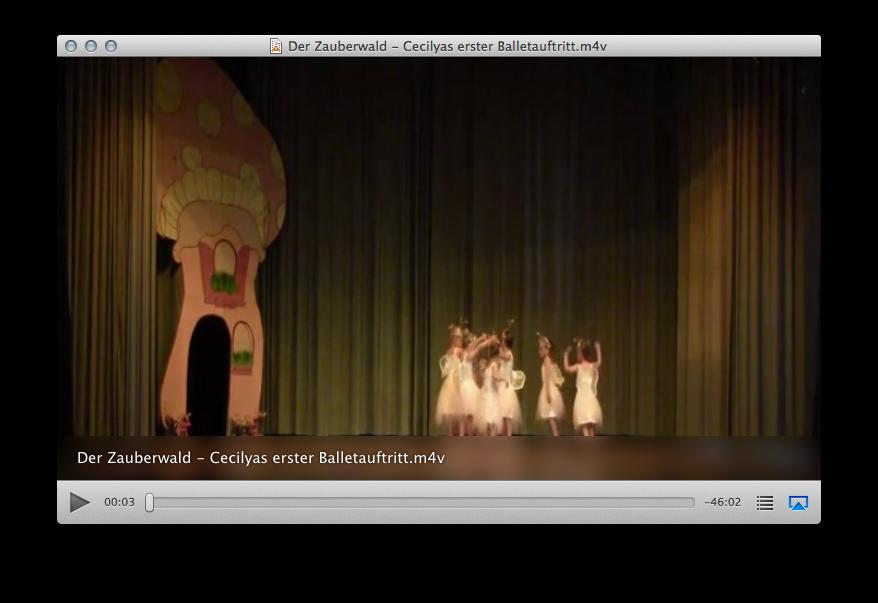 «Beamer» Unterschiedliche Film-Formate auf die Apple TV streamen