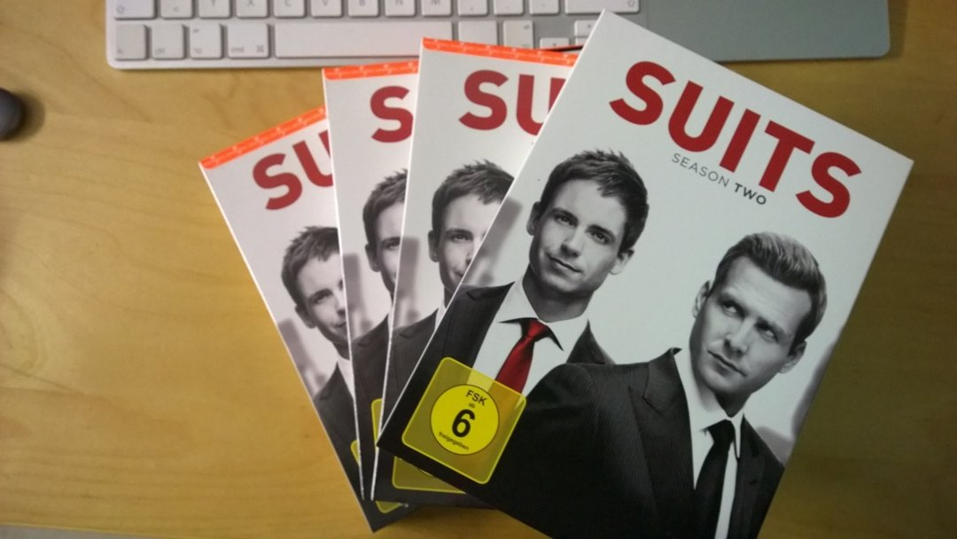 Suits – Staffel 2