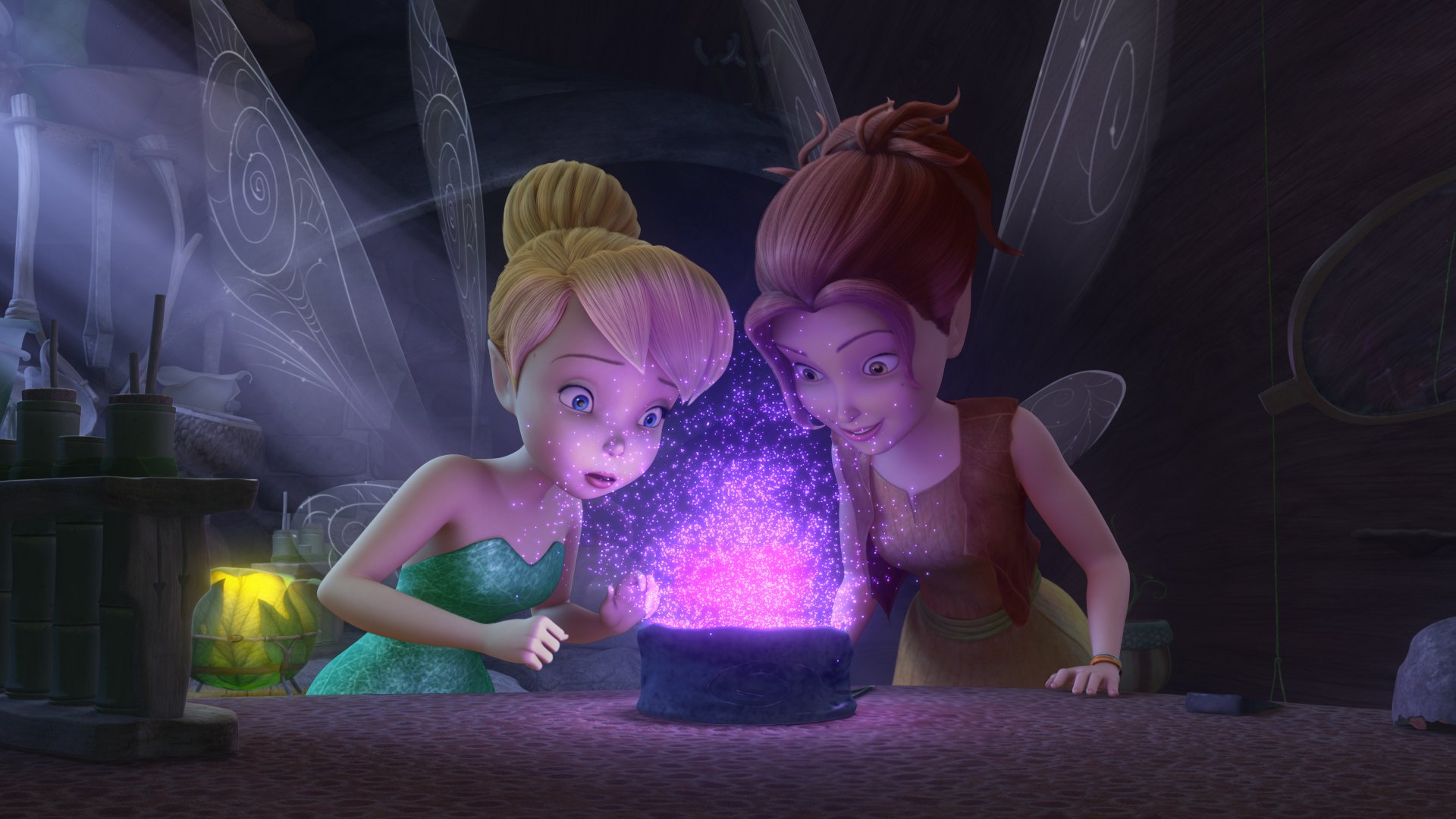 DVD «Tinker Bell und die Piratenfee» 3 DVDs zu gewinnen