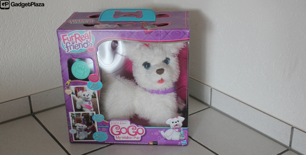 Hasbro «FurReal Friends Get up & GoGo» 7